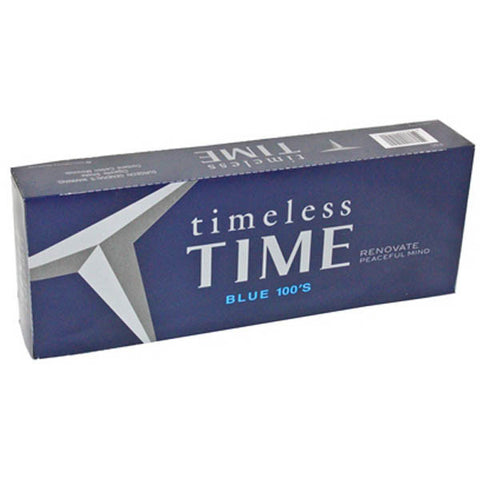 Timeless Time Blue 100's