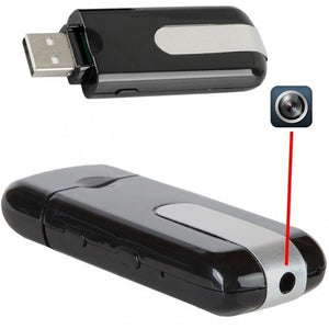 USB Flash-drive Hidden Spy Camera