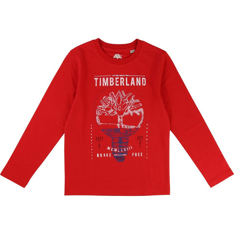 Timberland Long Sleeved Top