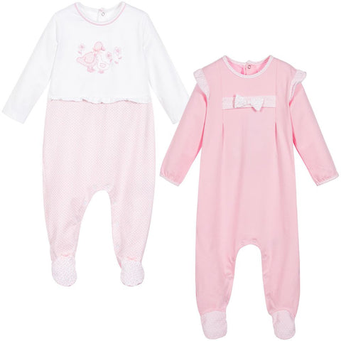 Mayoral Set of Babygrows