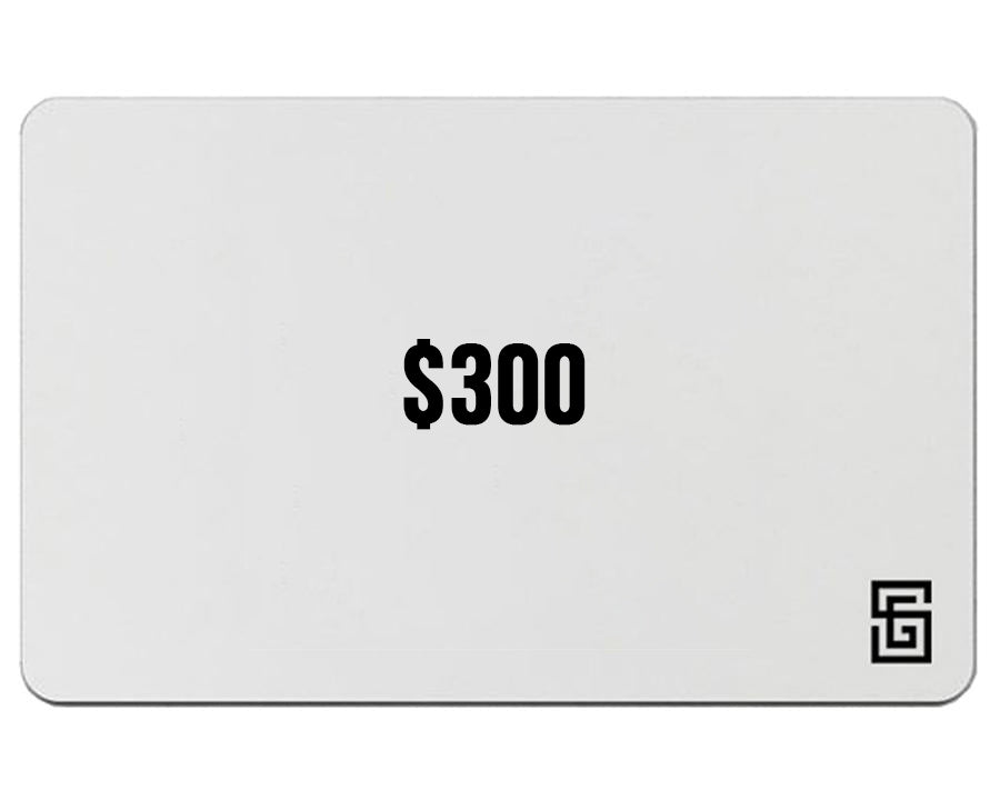 $300 Gift Card