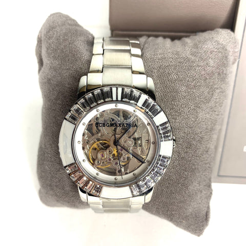 New BCBG Enchanted Skeleton Dial Women's Watch