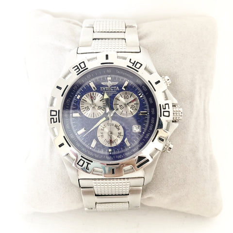 Invicta Blue Diver Chronograph Men's Watch