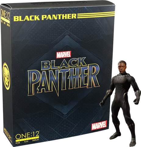 Black Panther - Black Panther One:12 Collective Action Figure