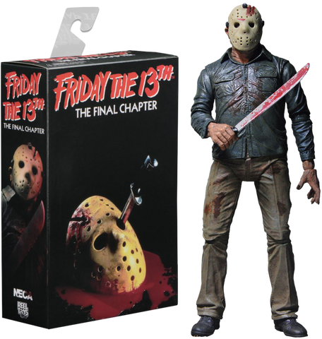 Friday the 13th - Jason Part 4 The Final Chapter 7 Action Figure