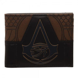 ACO Assassin's Creed Origin Bi-Fold Wallet - The Nerd Source Code