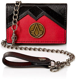 Assassins Creed PU Chain Wallet - The Nerd Source Code