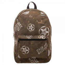 Call Of Duty WWII All Over Print Backpack - The Nerd Source Code