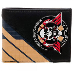 Call of Duty Infinite Warfare Bi-Fold Wallet - The Nerd Source Code