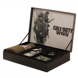 Call of Duty: WWII Gift Box Set - The Nerd Source Code