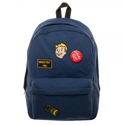 Fallout DIY Patch It Backpack - The Nerd Source Code