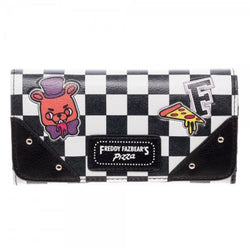 Five Nights at Freddy's Jrs. Flap Wallet - The Nerd Source Code