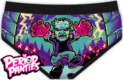 Frankenstain Briefs - The Nerd Source Code