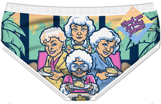 Granny Panties Briefs - The Nerd Source Code
