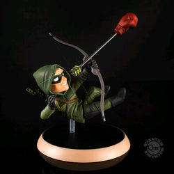 Green Arrow Q-Fig - The Nerd Source Code