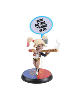 Suicide Squad Harley Quinn Q-Fig - The Nerd Source Code