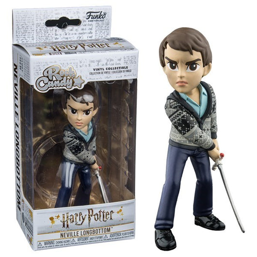 Harry Potter Neville with Sword Rock Candy - The Nerd Source Code