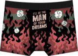 I'll Be the Man of Your Dreams Boxer Briefs - The Nerd Source Code