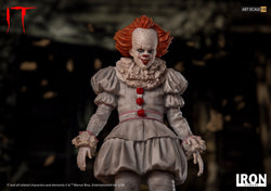 It (2017) - Pennywise 1:10 Scale Statue - The Nerd Source Code