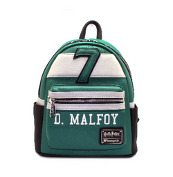 Loungefly Harry Potter D Malfoy Mini Backpack - The Nerd Source Code