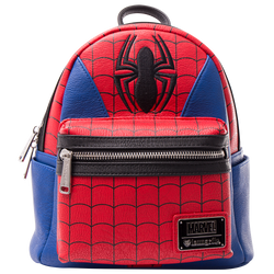 Loungefly Spider-Man - Mini Backpack - The Nerd Source Code