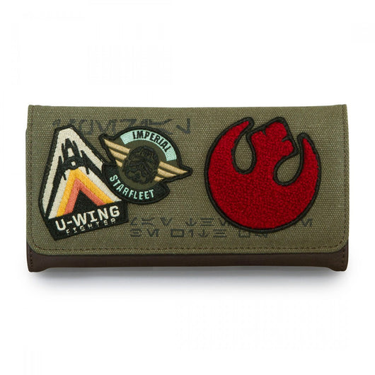 Loungefly Star Wars Rogue One Shoretrooper Rebel Wallet - The Nerd Source Code
