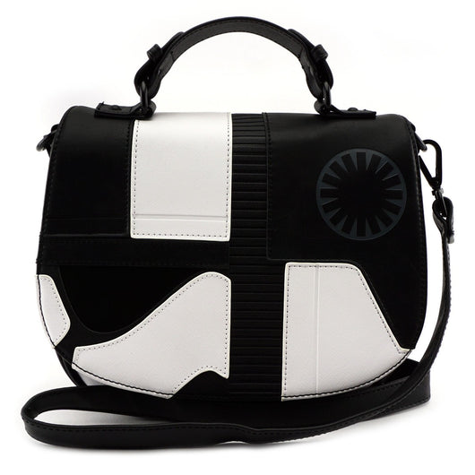 Loungefly Star Wars The Last Jedi Executioner Trooper Crossbody Bag - The Nerd Source Code