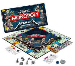 Monopoly - Metallica Edition - The Nerd Source Code