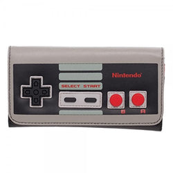Nintendo Controller Flap Wallet - The Nerd Source Code