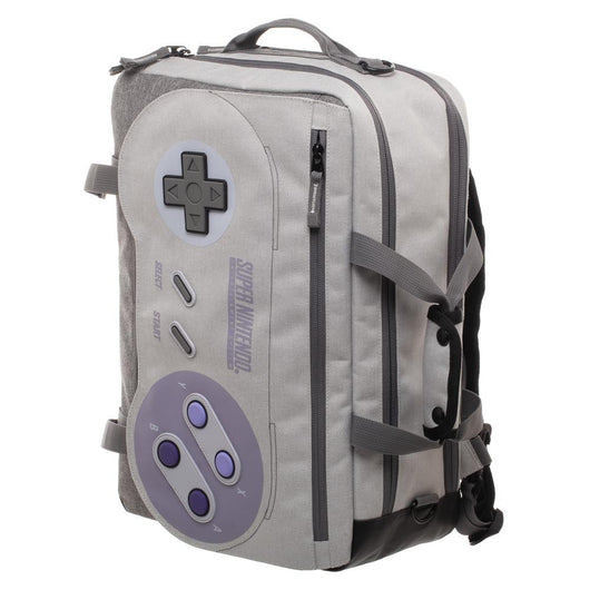 Nintendo SNES Controller Backpack - The Nerd Source Code