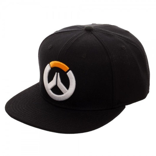 Overwatch Logo Snapback - The Nerd Source Code