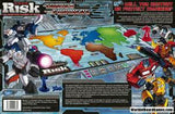 Risk Transformers Edition Board Game - The Nerd Source Code