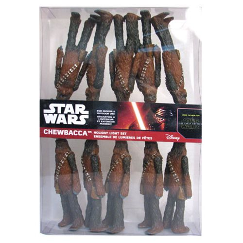 Star Wars Chewbacca Light Set - The Nerd Source Code