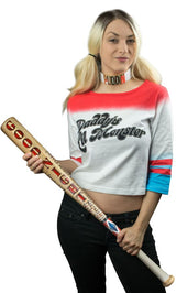 Suicide Squad - Harley Quinn's Good Night Baseball Bat Replica - The Nerd Source Code