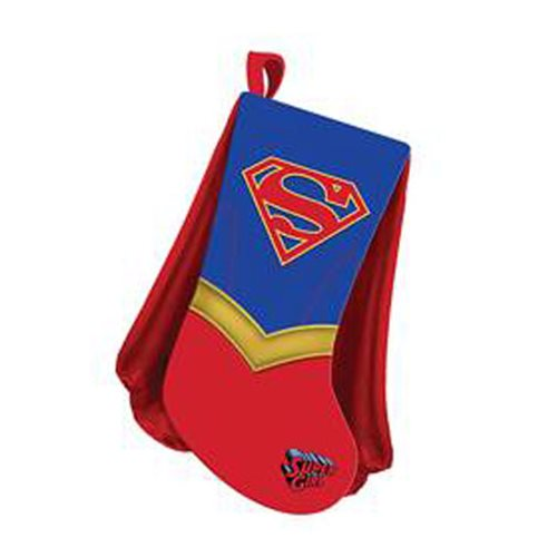 Supergirl 19-Inch Applique Stocking - The Nerd Source Code