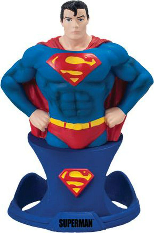 Superman Resin Paperweight - The Nerd Source Code