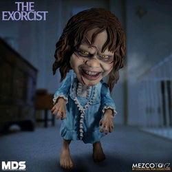 The Exorcist - Regan Designer Series Figure - The Nerd Source Code