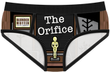 The Orifice Briefs - The Nerd Source Code