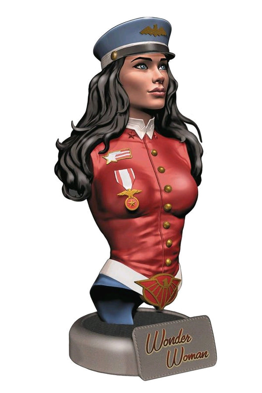 Wonder Woman Mini Bust - DC Bombshells - The Nerd Source Code