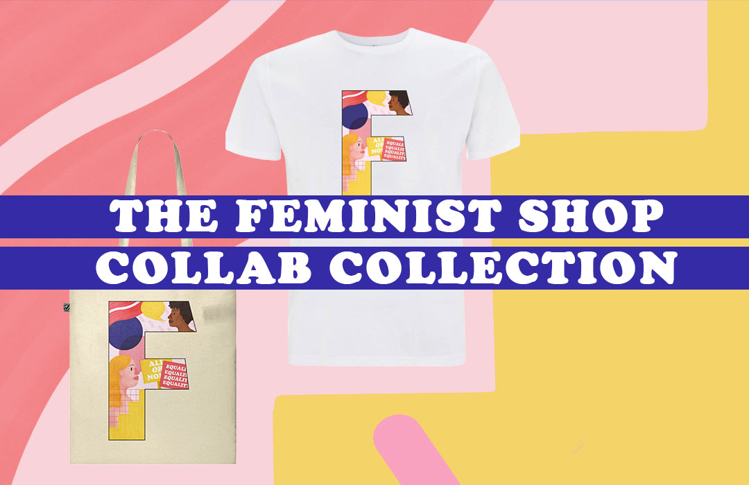 The Feminist Shop x Pink Bits Collection