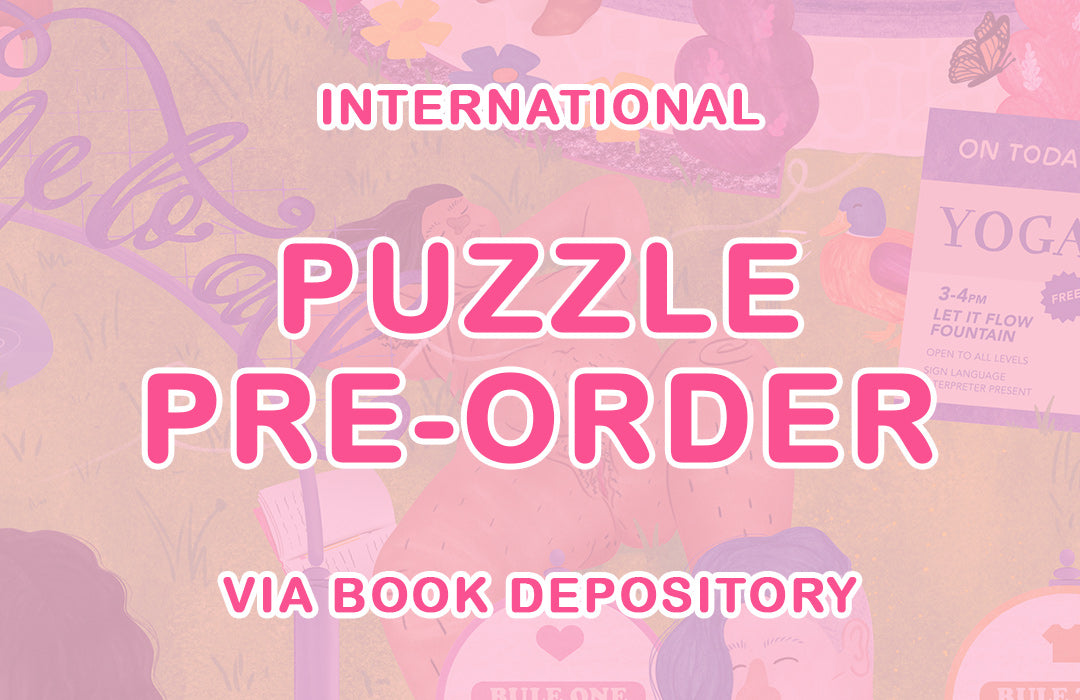 Pink Bits Puzzle Pre-order   International   Book Depository