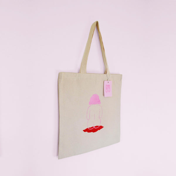 Red Dot Campaign | Charity Tote Bags