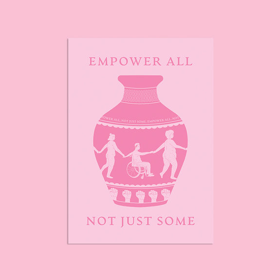 Empower All A4 Print
