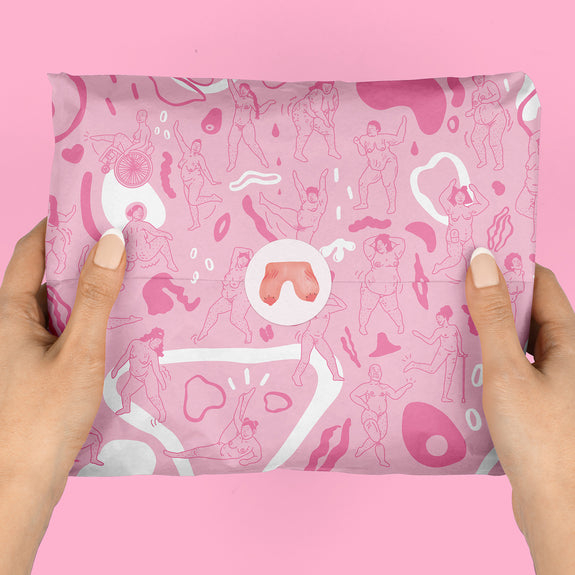 Pink Bits | Packaging