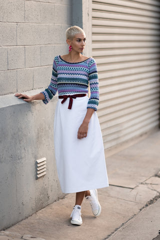 The Helen Skirt- Long