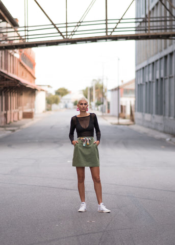 The Helen Skirt- Short