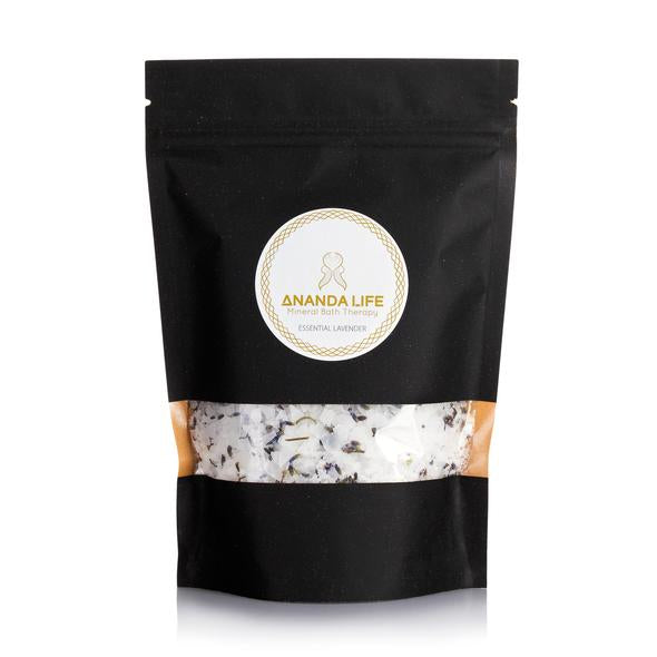 Essential lavender - Magnesium bath salts