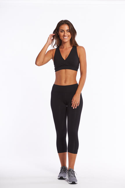 Organic cotton workout tights