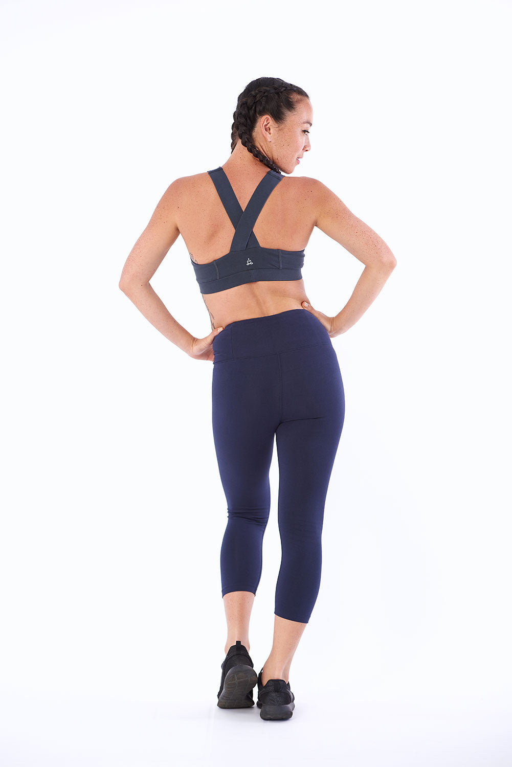 Byron Bay yoga tights organic cotton