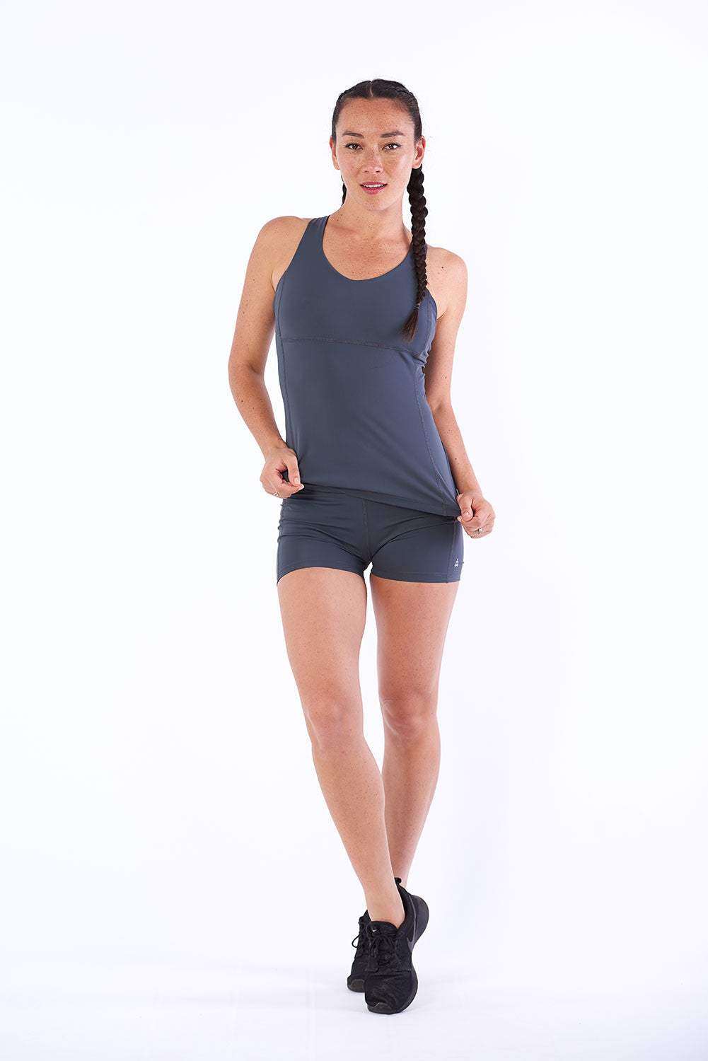 Activewear yoga top fast drying